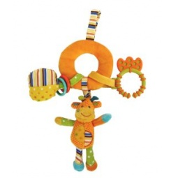 фото Игрушка подвесная Жирафики 93827 «Жирафик»