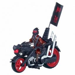 фото Набор игровой для мальчика Turtles «Мотоцикл Черепашки Ниндзя с фигуркой». В ассортименте