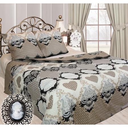 Купить Комплект постельного белья Сова и Жаворонок «Франсуаза». 2-спальный