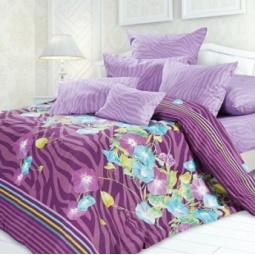 фото Комплект постельного белья Унисон «Летиция». 2-спальный. Размер наволочки: 70х70 см — 2 шт
