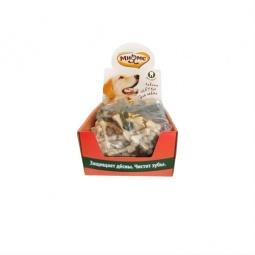 фото Лакомство для собак Мнямс «Зубная щетка». Длина: 6,5 см. Количество штук: 250