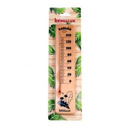 фото Термометр для бани EVA «Классика»