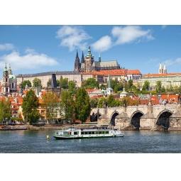 Купить Пазл 1000 элементов Castorland «Прага, Чехия»