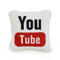 Купить Подушка в машину Maxitoys «You Tube»
