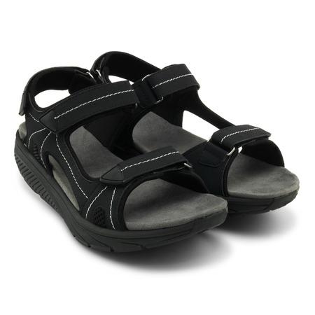 Купить Дышащие cандалии мужские Walkmaxx Pure. Цвет: черный