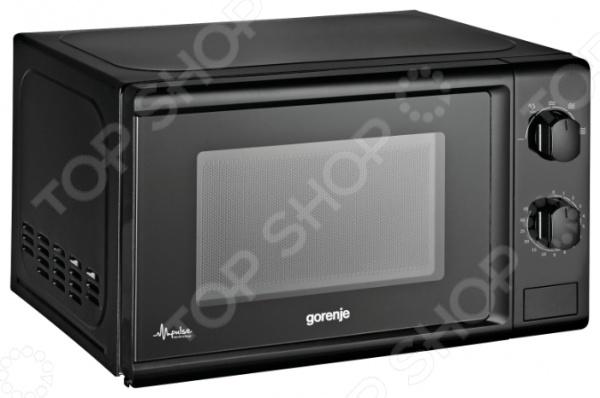 Микроволновая печь Gorenje MMO20MBII микроволновая печь с грилем gorenje gmo23oraito white