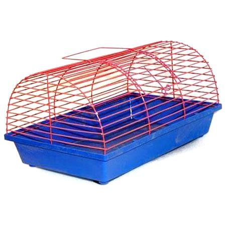 Купить Клетка для грызунов ZOOmark полукруглая без этажа. В ассортименте