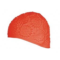 фото Шапочка для плавания Larsen 3102. Цвет: красный