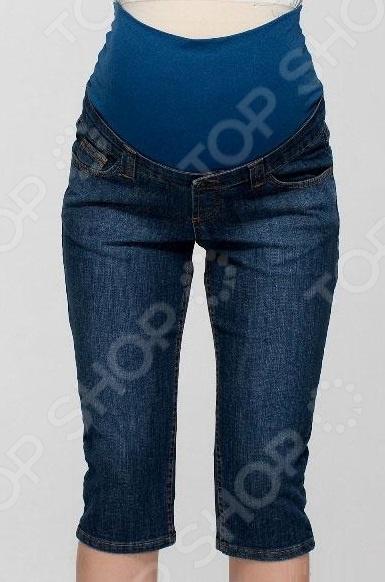 Бриджи для беременных Nuova Vita 5312.11. Цвет: темно-синий aibo подходит для беременных женщин беременных женщин посвященный послеродовой таз с кружевными моделями m137 цвет xl