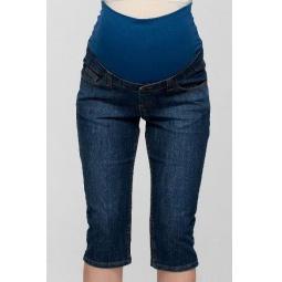 Купить Бриджи для беременных Nuova Vita 5312.11. Цвет: темно-синий