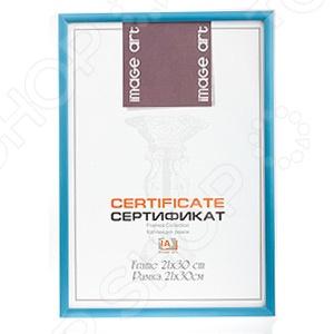 цена Фоторамка Image Art Certificate 6010-8