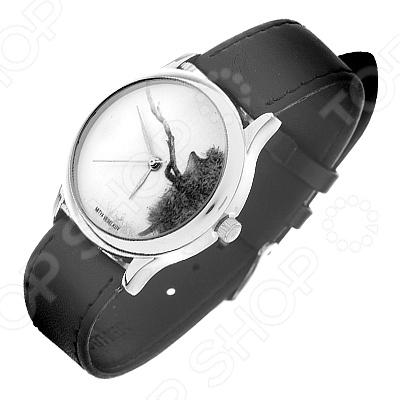 Часы наручные Mitya Veselkov «Ежик с веточкой» MV