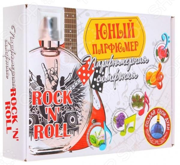 Набор для создания духов Инновации для детей «Парфюмерная симфония. Рок-н-ролл» 719 цены онлайн