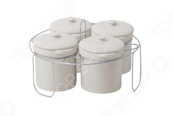 Набор керамических стаканов для мультиварки Steba DD AS 7: 4 предмета steba as 7 стаканчики керамические для мультиварки 4 шт