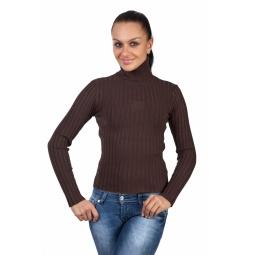 фото Свитер Mondigo 9035. Цвет: коричневый. Размер одежды: 46