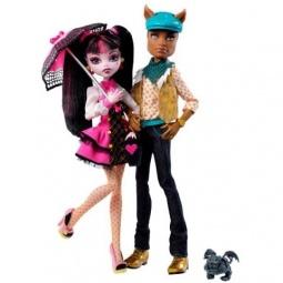 фото Набор кукол Mattel Дракулаура и Клод
