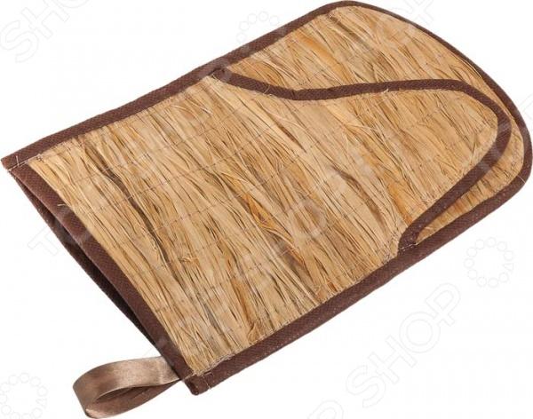 Рукавица для бани и сауны Банные штучки 33262 рукавицы для бани тонтту тутто рукавица арт 142 white шт
