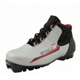 Купить Ботинки лыжные Atemi A403. Цвет: красный