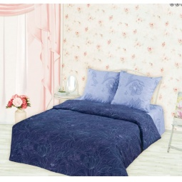 фото Комплект постельного белья Романтика «Консуэло». 2-спальный. Размер наволочки: 70х70 см — 2 шт. Тип ткани: перкаль