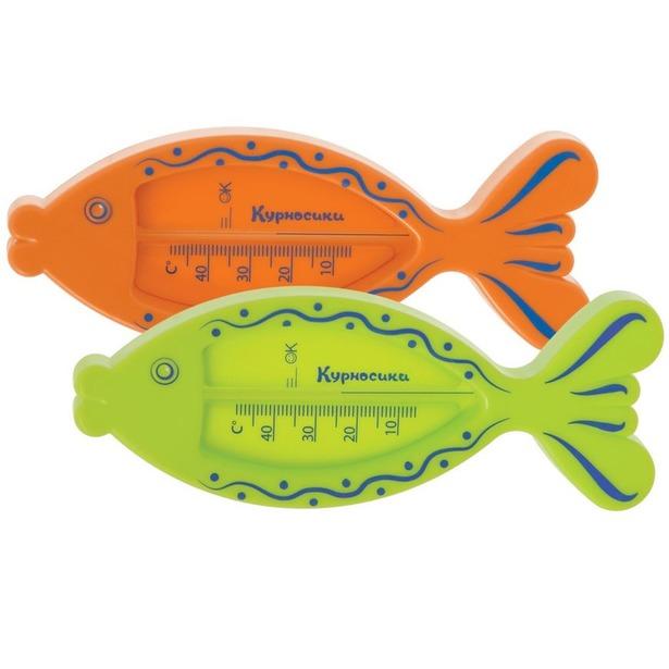 фото Термометр для ванной Курносики «Рыбка». В ассортименте