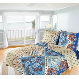 фото Комплект постельного белья Олеся «Дальний восток». 1,5-спальный