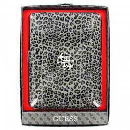 фото Чехол Guess Sleeve Zipper Leopard для iPad