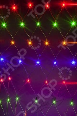 Гирлянда-сетка электрическая Holiday Classics «Зимняя фантазия»