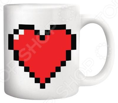 Кружка-хамелеон Bradex «Любовь» кружка bradex любовь tk 0164