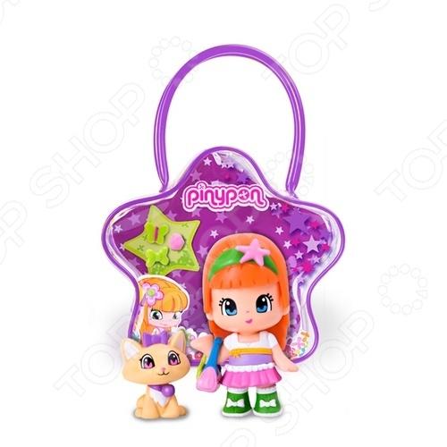Кукла с аксессуарами Famosa Pinypon