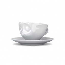 фото Кофейная пара Tassen «Мимика: поцелуй»