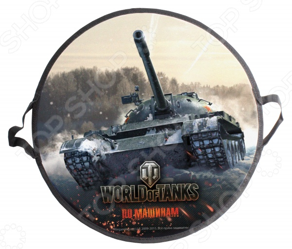 Zakazat.ru: Ледянка World of tanks круглая Т58480