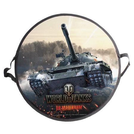 Купить Ледянка World of tanks круглая Т58480