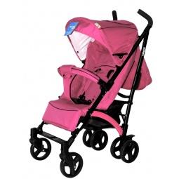 фото Коляска-трость Baby Hit RAINBOW. Цвет: малиновый