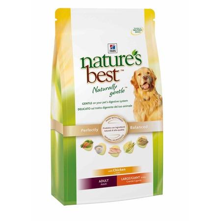 Купить Корм сухой для собак крупных и гигантских пород Hill's Nature's Best с курицей и овощами