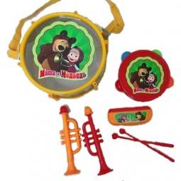 фото Набор музыкальных инструментов Маша и Медведь GT8550