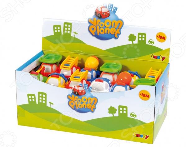 Машинка игрушечная Smoby Vroom Planet. В ассортименте