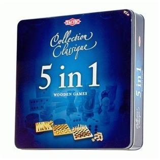 Купить Игра 5 в 1 Tactic «Классическая коллекция»