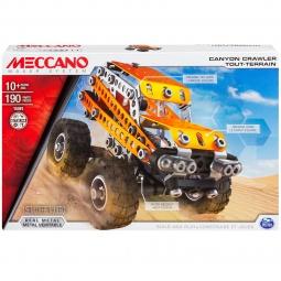 Купить Конструктор металлический Meccano «Внедорожник»