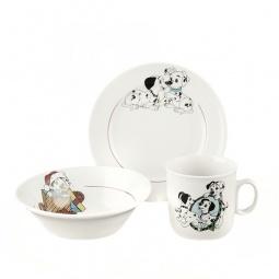 Купить Набор посуды Коралл 4С0497/1Ф34 «Далматинцы»