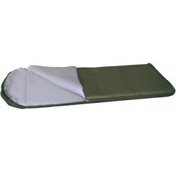фото Спальный мешок ALASKA «Одеяло с подголовником +10С». Цвет: зеленый