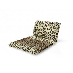 фото Топпер для кресла Dormeo Relax Sofa 2PCS V2. Цвет: леопард
