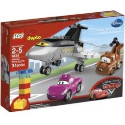 фото Конструктор LEGO Тачки 2. Сид приходит на помощь