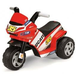Купить Электромотоцикл Peg-Perego Mini Ducati