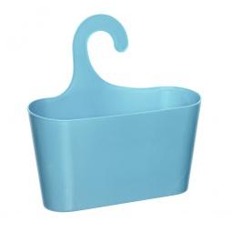 фото Полка-корзина подвесная Stardis для принадлежностей. Цвет: голубой