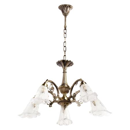 Купить Люстра подвесная MW-Light «Ариадна» 450011605