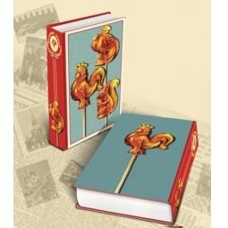 фото Книга-шкатулка Феникс-Презент «Петушки»