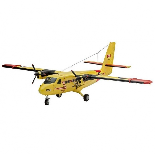 Сборная модель самолета Revell DH C-6 Твин Оттер m style модель самолета