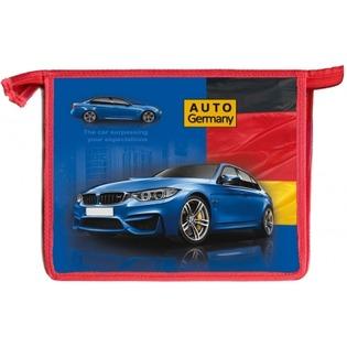 Купить Папка для тетрадей Проф-Пресс «Немецкое авто»