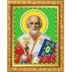 Купить Набор для вышивания бисером Светлица «Святой Николай Угодник»