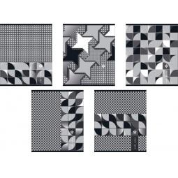 фото Тетрадь в клетку Erich Krause «Геометрика». В ассортименте